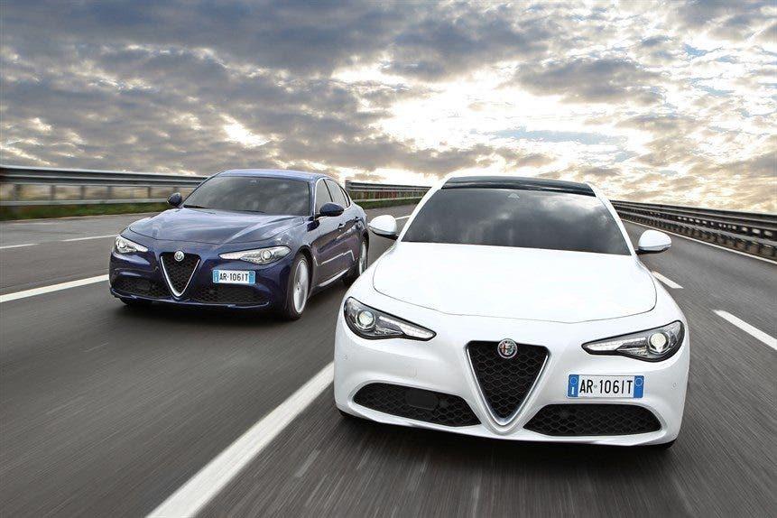 Alfa Romeo Giulia eletta 'Auto Europa 2017' da una giuria di esperti