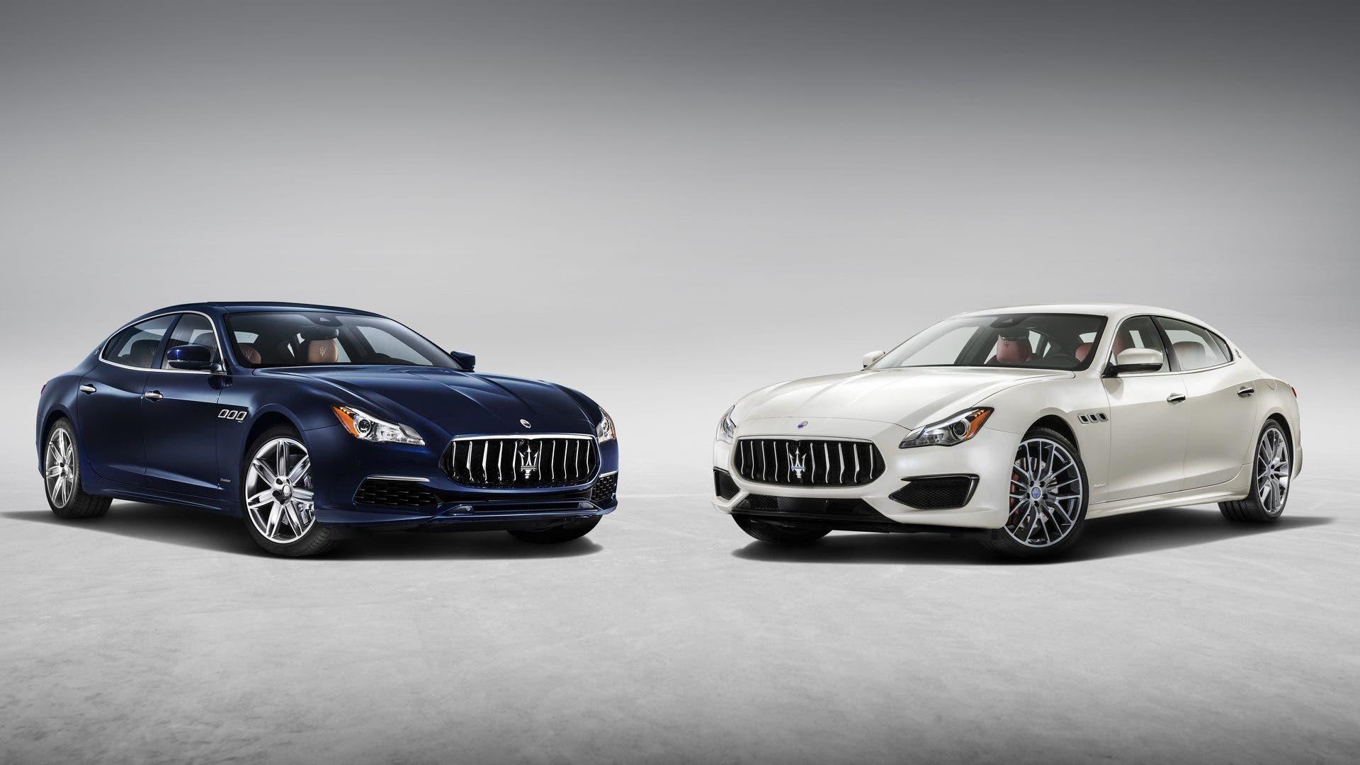Maserati Quattroporte Restyling