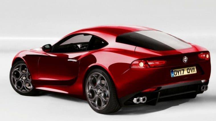 Alfa Romeo 6C attaccherà Porsche 911?