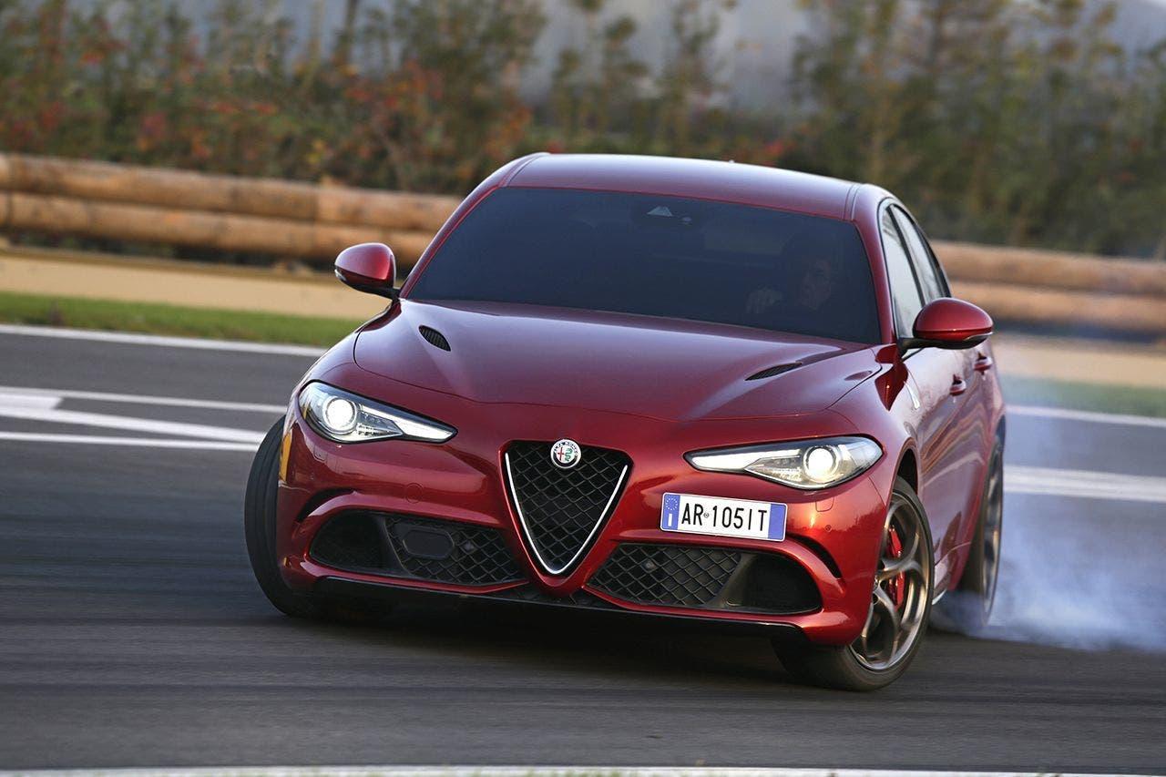 Alfa Romeo Giulia 1