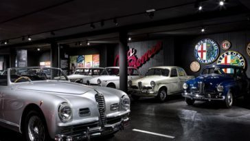 Alfa Romeo Museo Fratelli Cozzi