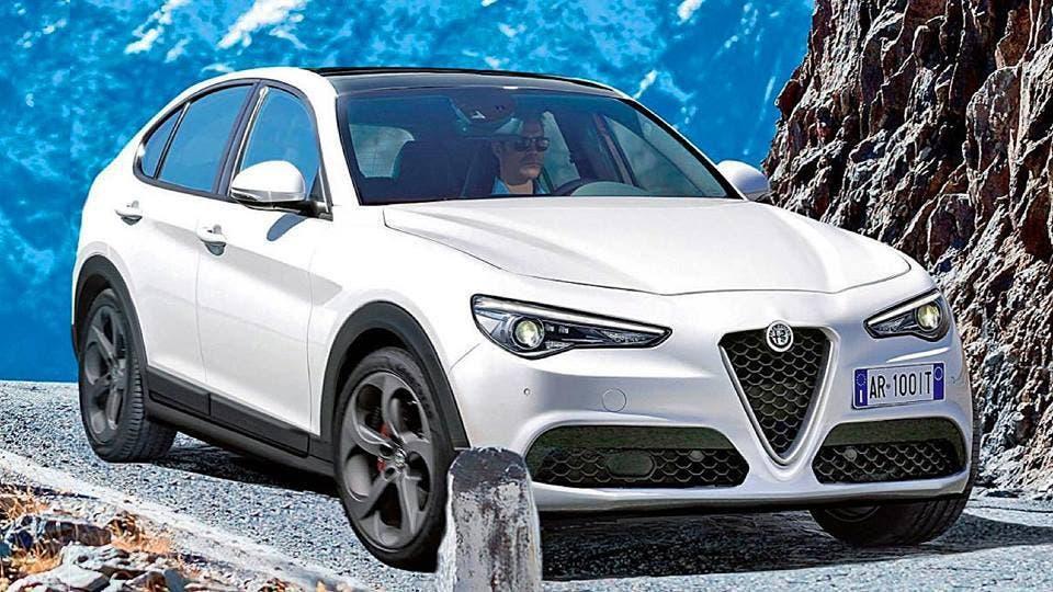 Alfa Romeo Stelvio: per il Corriere debutto a novembre, gli ordini a febbraio