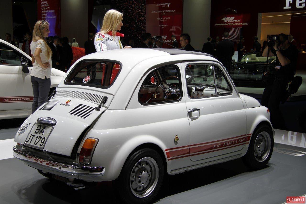 Fiat 500 Abarth La Storia Di Un Mito