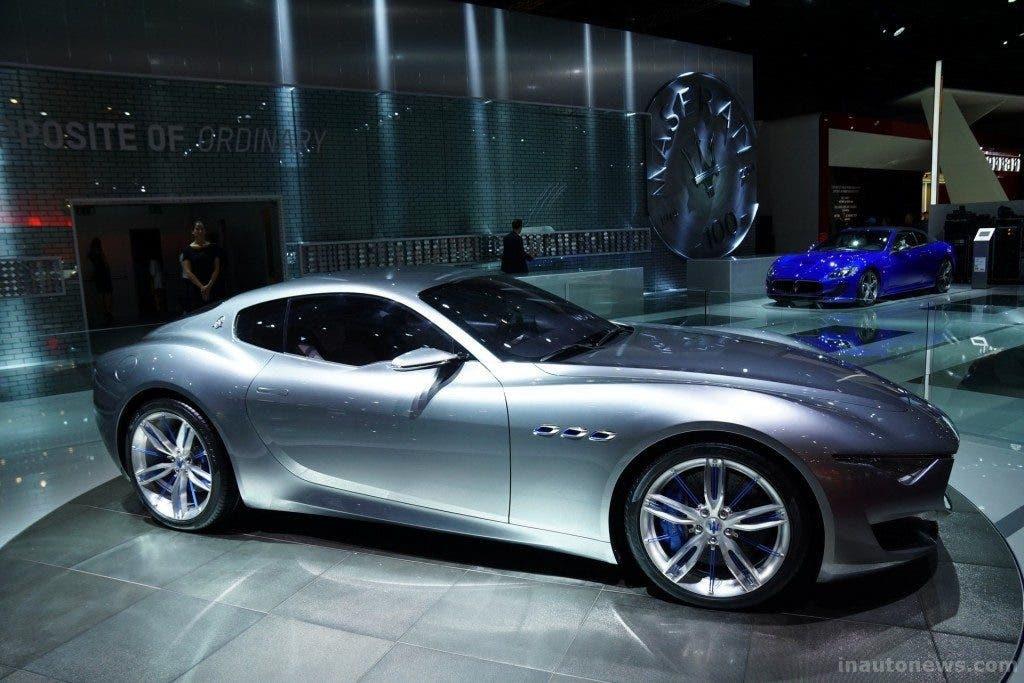 FCA Maserati Alfieri Lusso