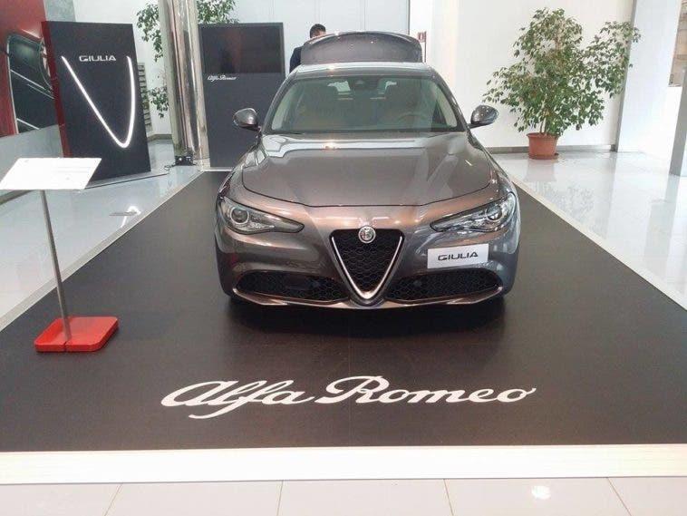 Ottime vendite Alfa Romeo Giulia 2016