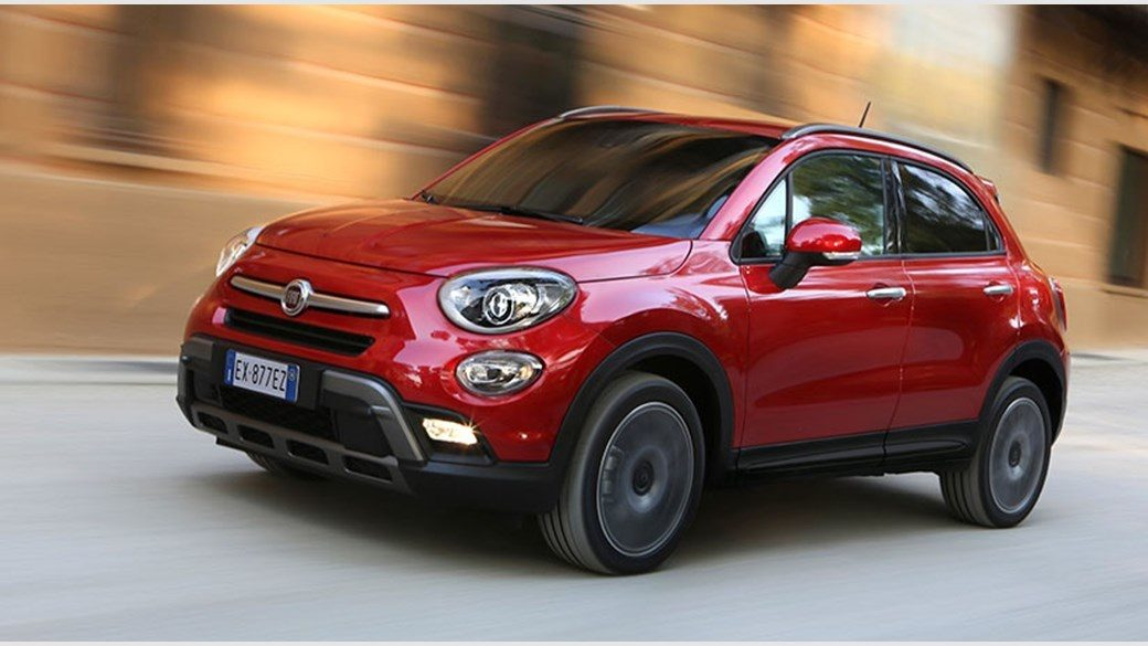 fiat 500x 2017 leggero restyling per il crossover. Black Bedroom Furniture Sets. Home Design Ideas