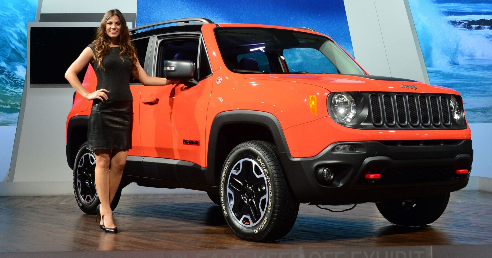 jeep compass e renegade le novit del 28 ottobre. Black Bedroom Furniture Sets. Home Design Ideas