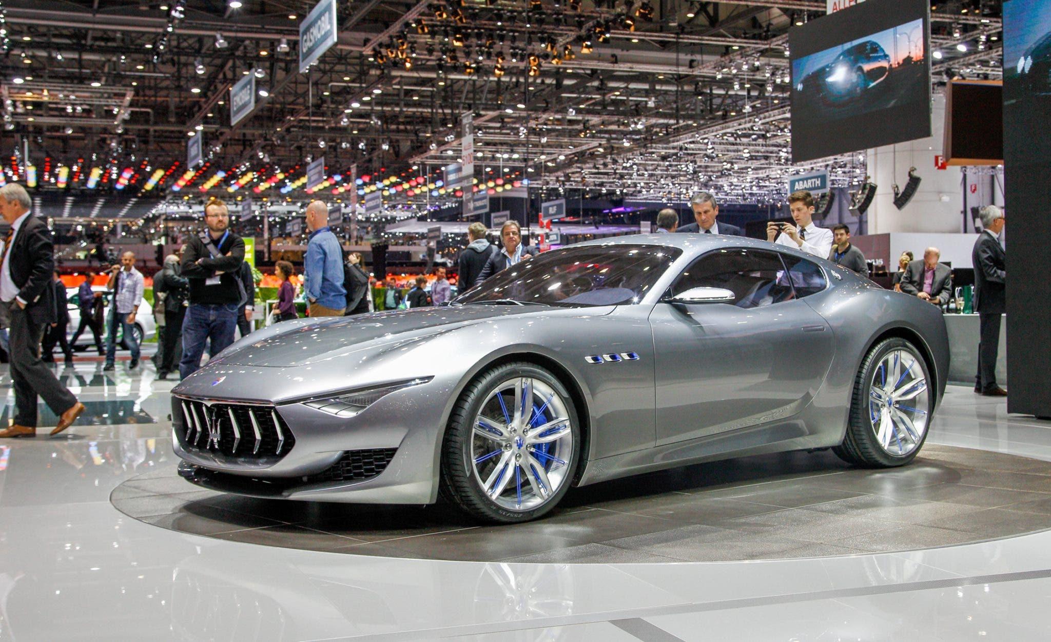 Maserati Alfieri in arrivo nel 2018? ecco le ultime indiscrezioni