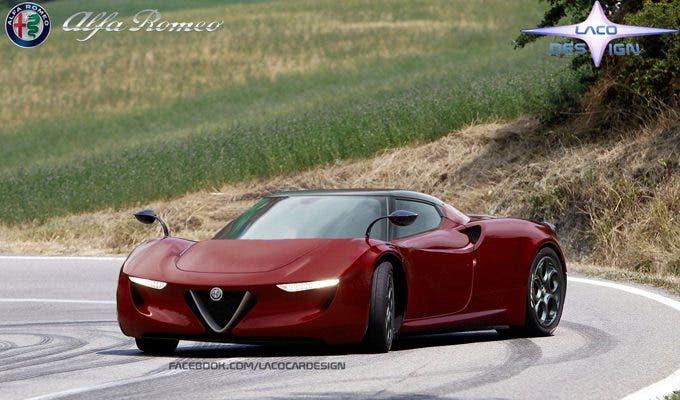 Alfa Romeo 724HP