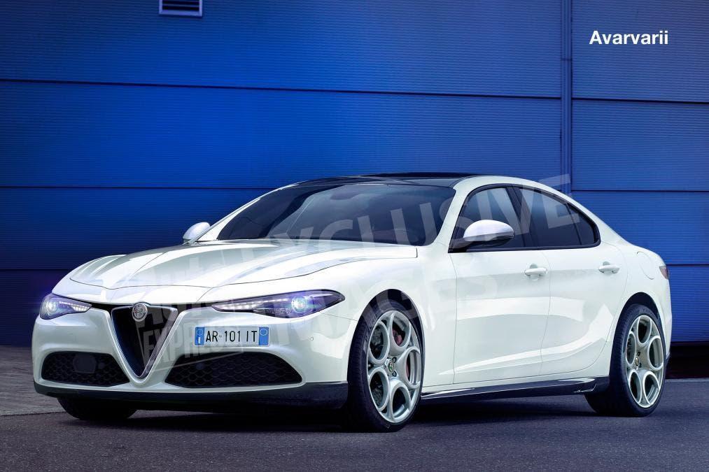 Alfa Romeo Ammiraglia