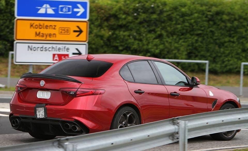 Alfa Romeo Giulia GTA: per Autoevolution potrebbe arrivare