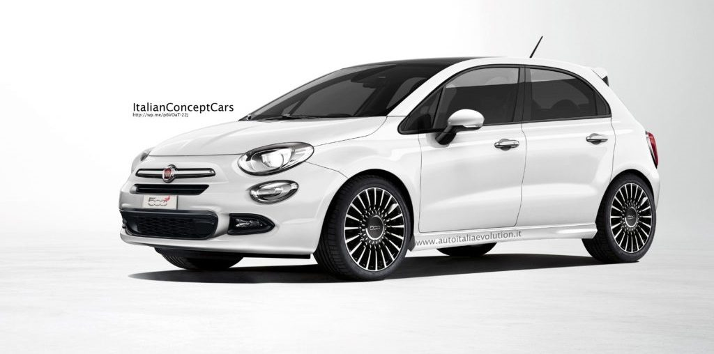 Fiat 500 Plus