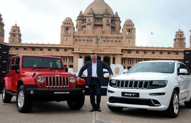 Jeep sbarca nel mercato indiano