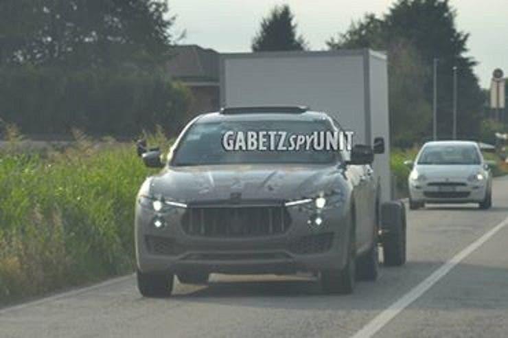 Maserati Levante U.S. spec.