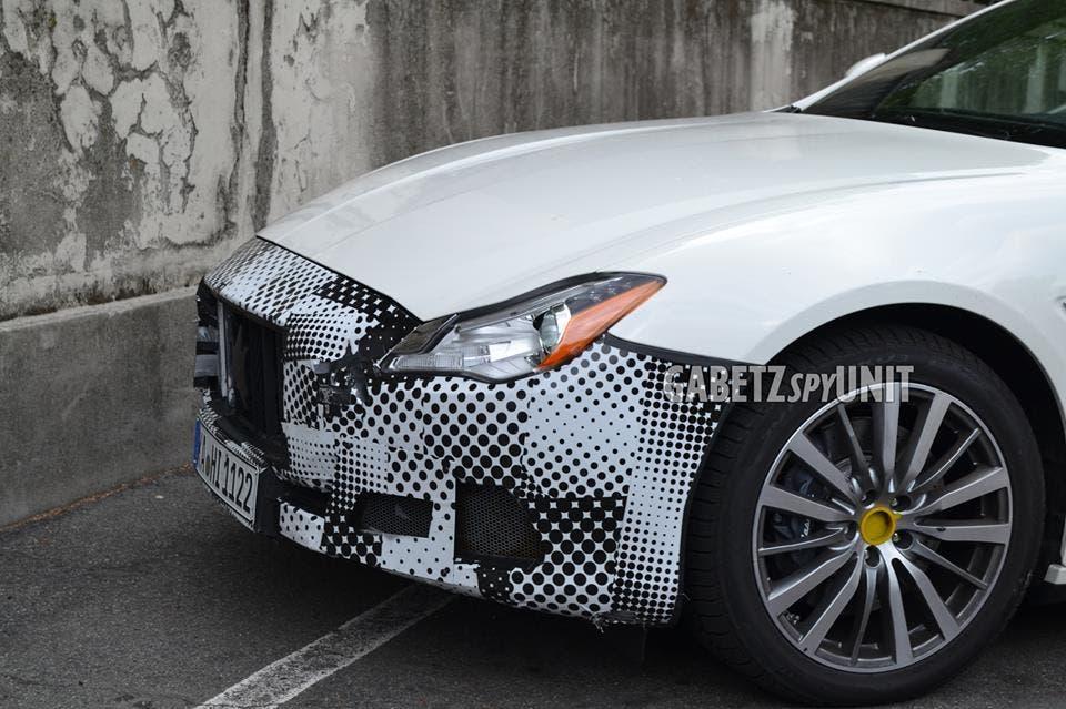 Maserati Quattroporte U.S. spec.