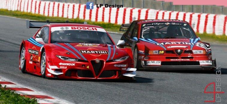 Alfa Romeo Concept DTM 2016
