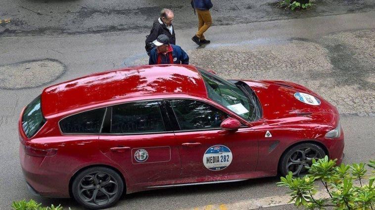 Alfa Romeo Giulia Quadrifoglio SportWagon