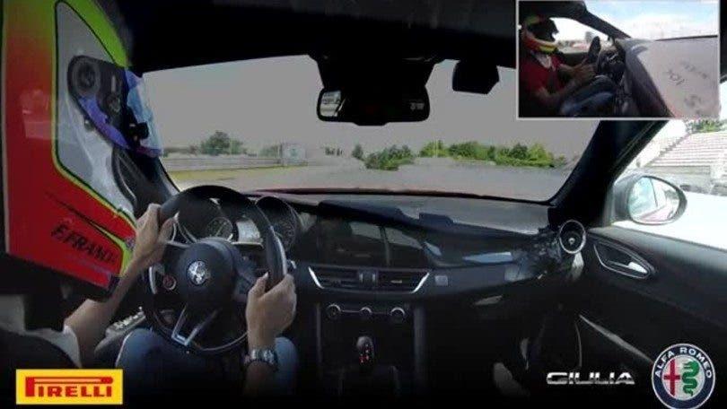 Alfa Romeo Giulia Quadrifoglio batte Porsche Panarema: torna regina al Ring