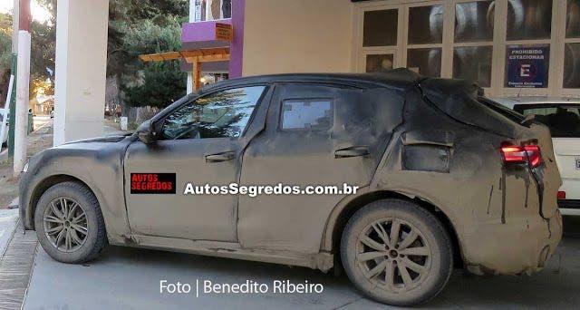 Alfa Romeo Stelvio: fa il giro del mondo, nuove foto spia dal Brasile