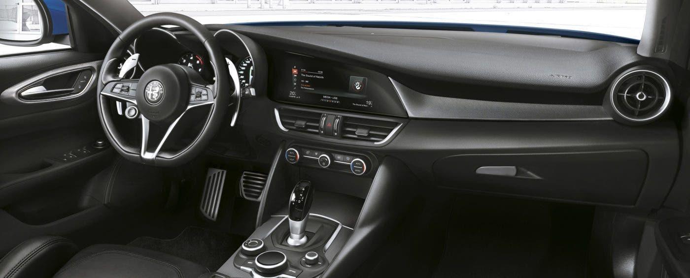Alfa Romeo Giulia: un nuovo video su come funziona l'infotainment