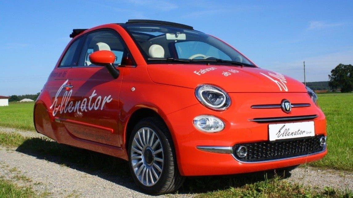 Fiat 500: la versione mini car sbarca in Germania, si può guidare a 16 anni