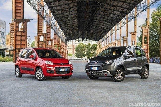 Fiat Panda 2017: ecco tutte le novità per la celebre vettura italiana