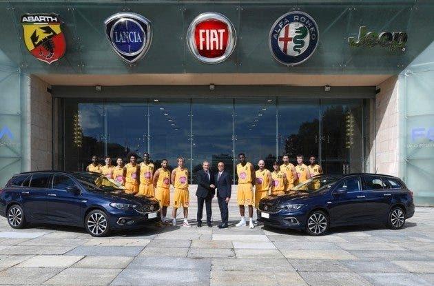 Fiat: annunciata importante sponsorizzazione sportiva