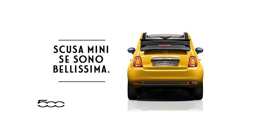 Fiat, Mini e Renault: simpatico siparietto su Twitter e Facebook
