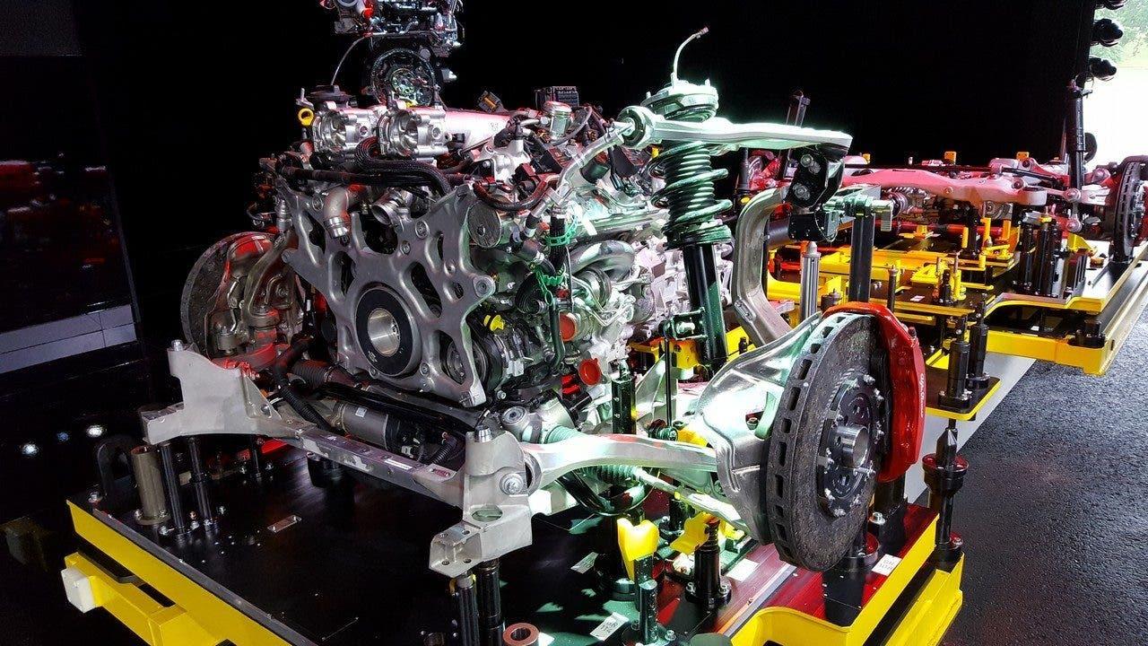 Alfa Romeo Giulia, tutti i segreti della nuova trazione integrale Q4