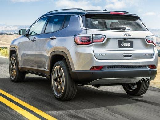 Jeep Compass 2017: i primi test evidenziano le sue capacità Off Road