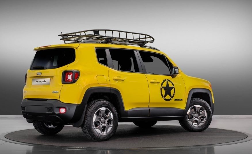Jeep Renegade MoparOne