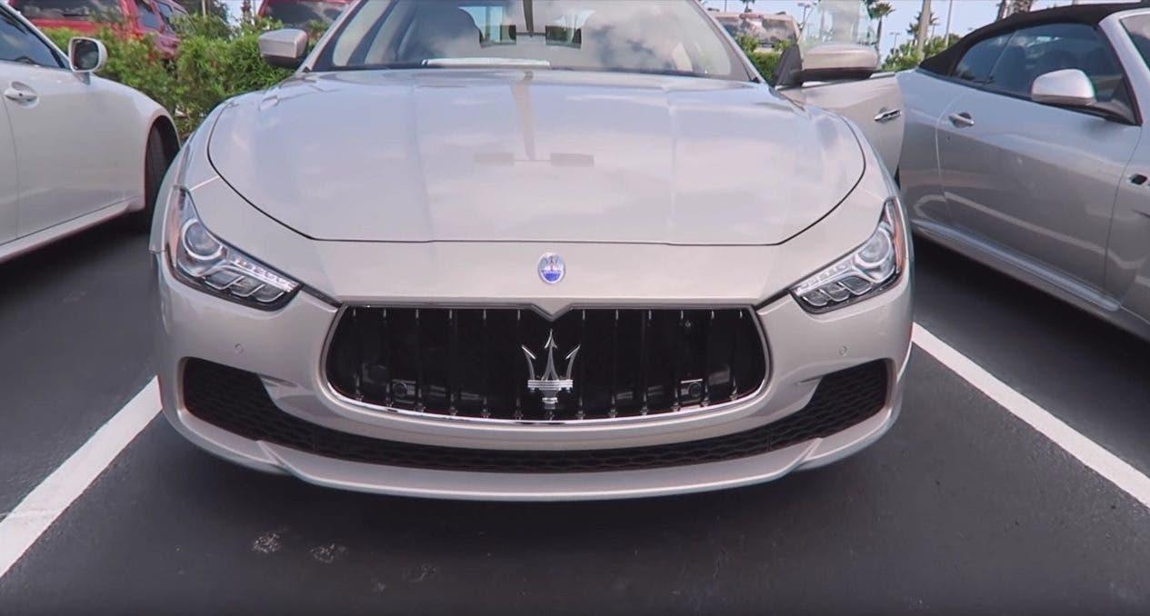 Maserati Ghibli 2017: il video del restyling