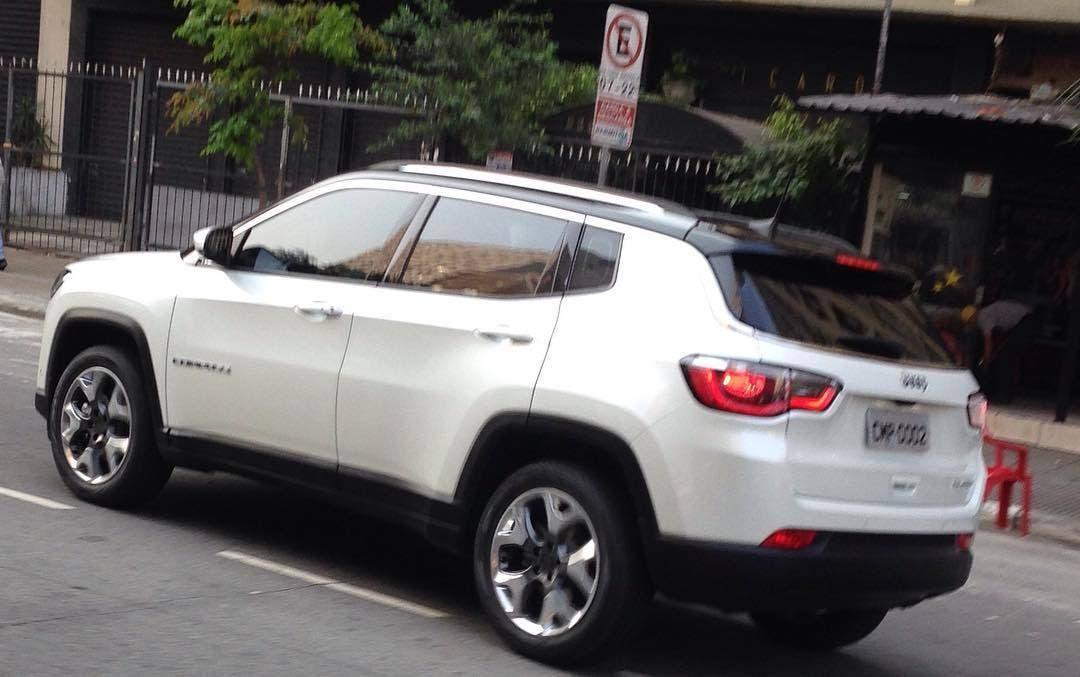 Nuova Jeep Compass: foto mostrano che sarà una piccola Grand Cherokee