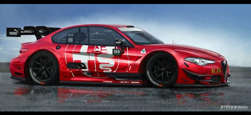 Alfa Romeo Giulia DTM: Gherard Berger si augura il suo avvento