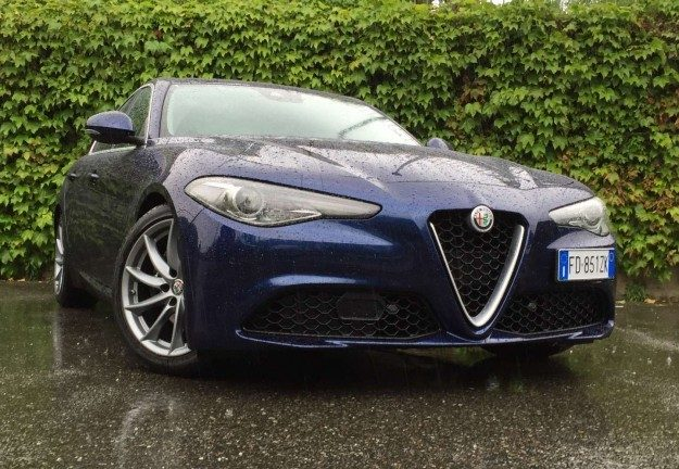 Alfa Romeo Giulia Business Advanced Efficency