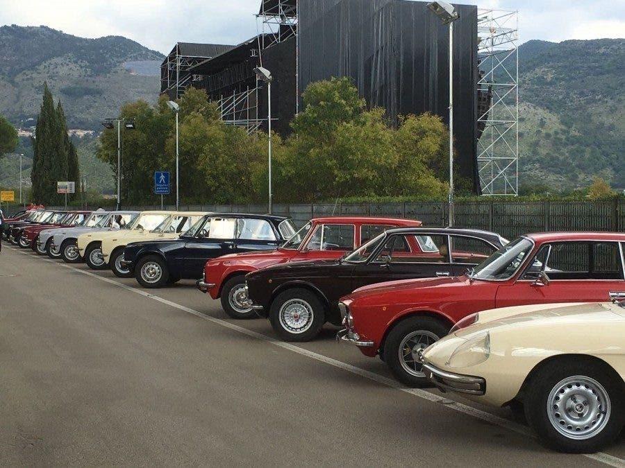 Alfa Romeo Giulia a Cassino lo scorso 23 e 24 giugno si è celebrata la sua storia