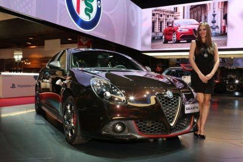 Alfa Romeo Giulietta Veloce Salone di Parigi 2016