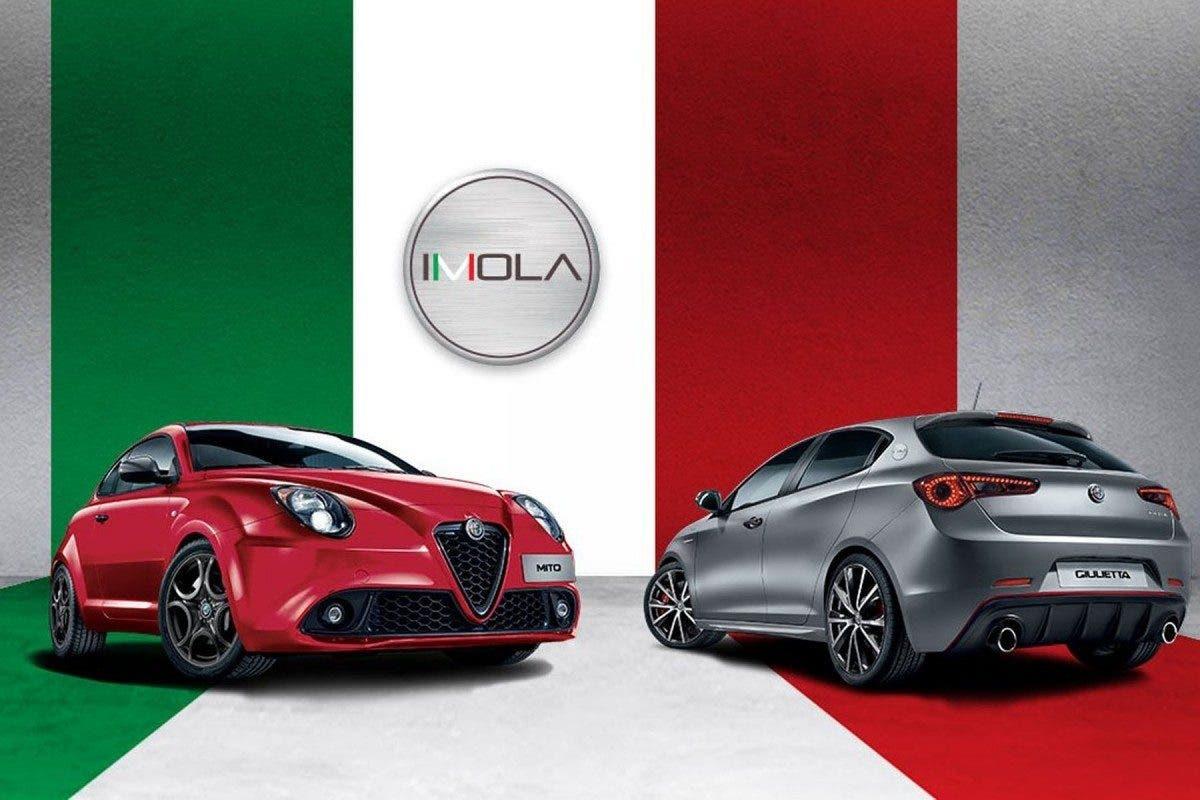 Alfa Romeo celebra Imola con una serie speciale di Giulietta e MiTo