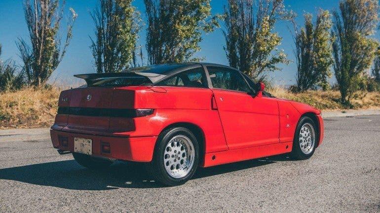 Alfa Romeo Sz Sprint Zagato all'asta su eBay