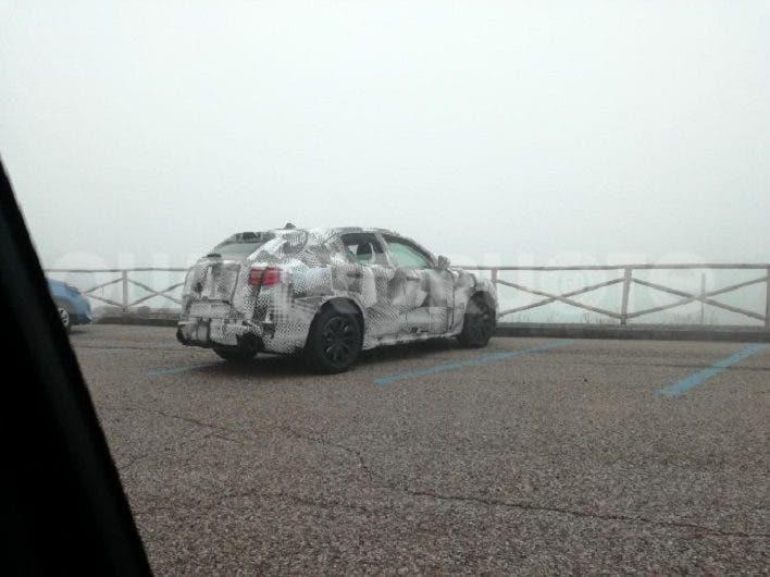 Alfa Romeo Stelvio: foto spia dal web per il primo Suv del Biscione