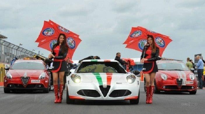 Alfa Romeo Superbike