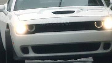 Dodge Challenger Hellcat ADR