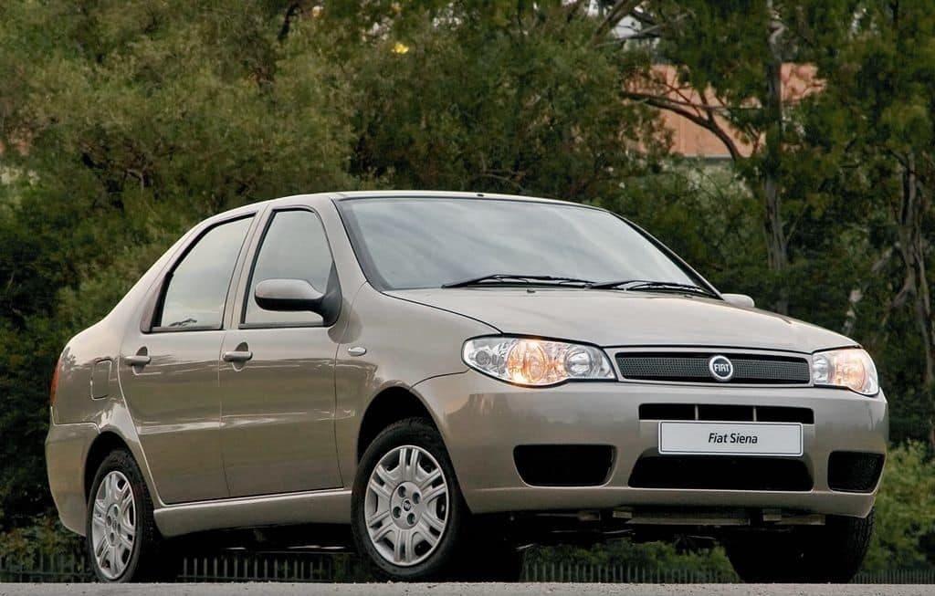 Fiat Siena: in Brasile non è più disponibile nel sito del marchio