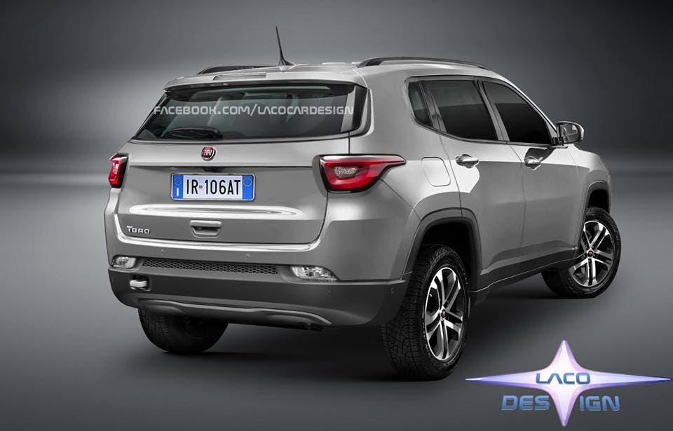 Fiat Toro Suv 2018