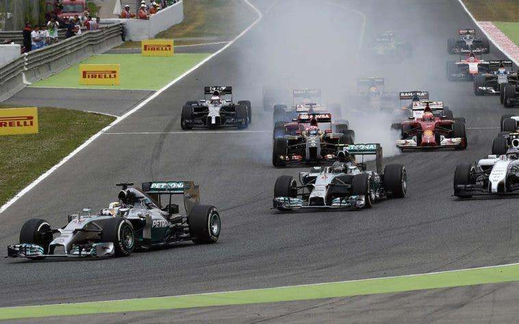 Formula uno, GP Messico 2016