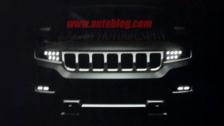 Jeep Grand Wagoneer 2019