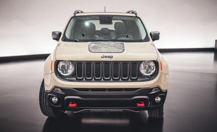 Jeep Renegade Desert Hawk: partono le ordinazioni in Italia