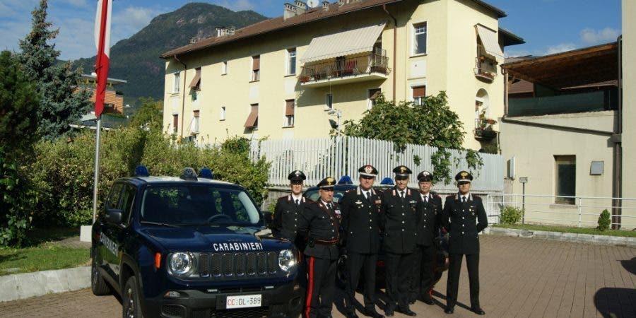 Jeep Renegade Carabinieri