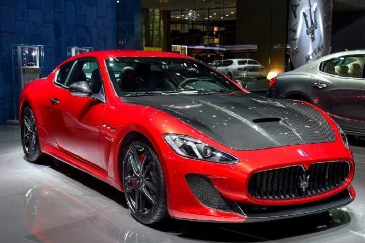 Maserati GranTurismo: al Salone auto di Parigi è stata tra le più ammirate