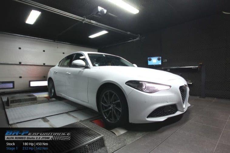 Alfa Romeo Giulia 2.2 Diesel